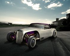 Mercedes 220 by ~Green-Hirsch repinned by www.BlickeDeeler.de  Looks like a future project