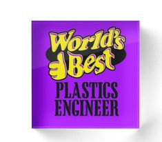 World's Best Plastics Engineer Acrylic Blocks
