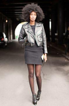 Julia Sarr-Jamois, fashion editor. #WWW10