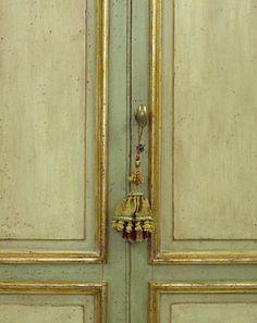 Antique Italian Door