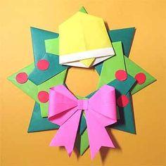 冬の折り紙の折り方まとめ!12月1月2月の飾りつけはこちら!   セツの折り紙処