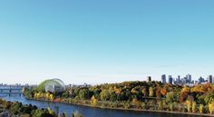 Buckminster Fullers Biosphere Dome Might Get a Twin Made of Plants