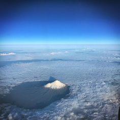 Mt Egmont NZ.