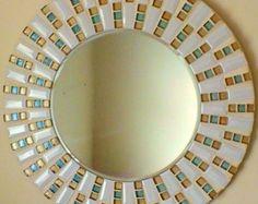 Azulejo de mosaico de vidrio hermosa por MirorMirorOnTheWall