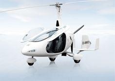 Cavalon  Gyroplane  Manufacturer AutoGyro GmbH, Germany