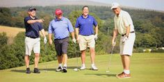 A fun golf group | Image source: Wedogolf.com