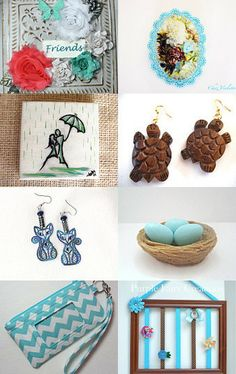 Monday Finds by Laura K on Etsy--Pinned with TreasuryPin.com