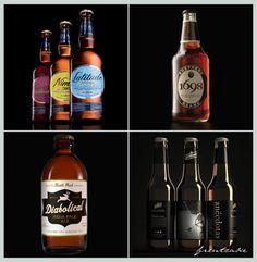 Good beer label design!