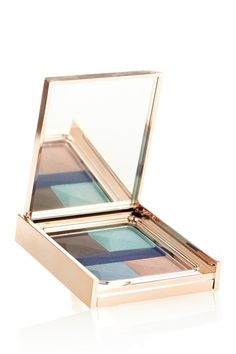 Argan Beautiful Eyes Eye Shadow Quad - Beautiful Blues by Josie Maran on @HauteLook