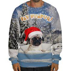 Beloved Shirts presents the Bah HumPug Sweatshirt