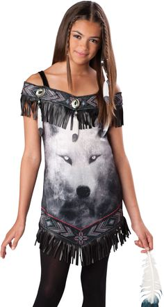 native model | Teen Tween Girls Cute Native American Indian Costume S | eBay
