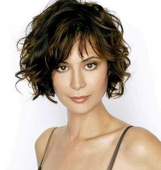 Catherine Bell Hair ~ SHE LOOKS GOOD IN ANY STYLE. WOULD LUV THIS 4 ME IF ENDS CAME JUST A TAD BELOW CHIN! ~