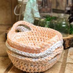 Crochet Bowl Cozy