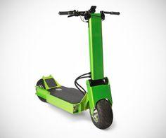 rover elektrische scooter2 600x502 Rover: razendsnelle elektrische scooter
