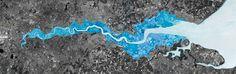 London Landscape Observer: Thames Floodplain - major capital programme tender - flood protection