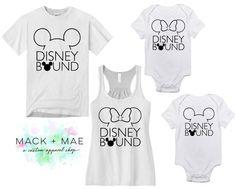 Family Shirts, Kids Shirts, Disney Tanks, Disney Birthday, Disney Bound, Mickey Ears, Disney Style, Racerback Tank Top, Infant