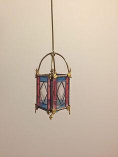 Architecture of Tiny Distinction: Making a Tiny Victorian Hall Lantern