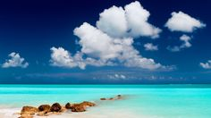 Image result for turquoise sea Turquoise Water, Landscape Pictures, High Definition, Free Images, Image Search, Nature, Camping, Clouds, Vacation