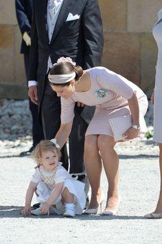 Christening of Princess Leonore