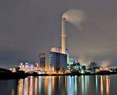 ... of Incineration Plant Oberhausen, Germany - Canon EOS 300D Camera