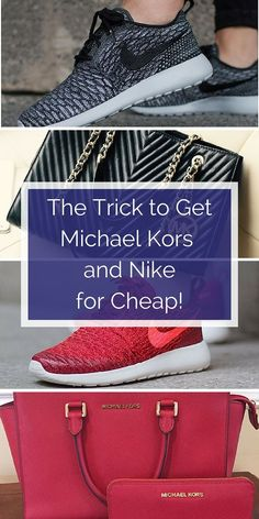 Mix and match your favorite pieces with discounted deals on top name brands… Vintage Purses, Vintage Handbags, Tennis Shoe Heels, Beauty Giveaway, Mk Purse, Daily Fashion, Work Fashion, Lounge Wear, Nike Shoes