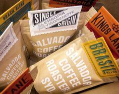 Salvador Coffee Roasters by Co Partnership | Photolab - El blog de Mariana Conte
