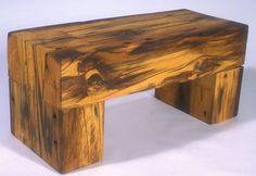 Dove Table in Canadian Cedar - Stickman.ie | James Carroll
