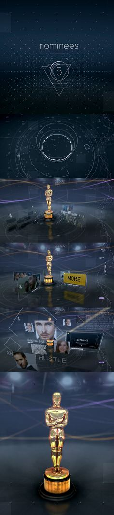 THE NOMINEES by Jedi88 on deviantART