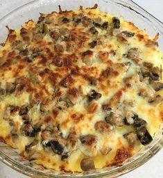 Rice Recipes, New Recipes, Potato Recipes, Favorite Recipes, Healthy Recipes, Yummy Recipes, Turkish Recipes, Italian Recipes, Ethnic Recipes