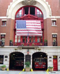 Städtereise zu den Firefighters nach New York