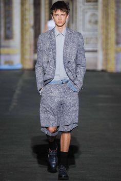 Kris Van Assche Spring 2015 Menswear - Collection - Gallery - Style.com