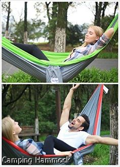 camping hammock   awesome variety  have to check out  rent camping gear   double camping hammock tent camping meals      rh   pinterest