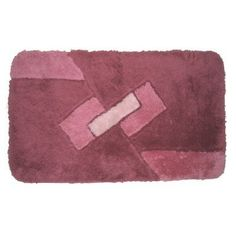 $16.45 Patterned Pink Bathroom Bath Mat/Rug (24 x 39 Inches) (Pink)  From Universal Textiles   Get it here: http://astore.amazon.com/ffiilliipp-20/detail/B004ZO14D4/182-9629783-7678242