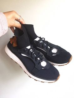 cd5bd29eb00 Price of the best Adidas ALEXANDER WANG AW Run Black unauthorized shoes