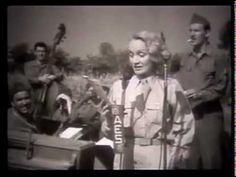 """Marlene Dietrich """"Mysteries & Scandals"""""""