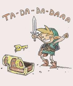 Link's Fanfare Created bylorenzolamass