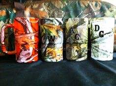 Custom Beer Mugs with Hydrographics by www.alexandersgeneralstore.com. Find us on Facebook