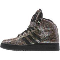 adidas Jeremy Scott Instinct Hi Rainbow Shoes | adidas Australia