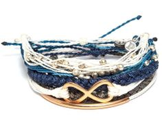 Pura Vida bracelets! :D --> Nautical Pack