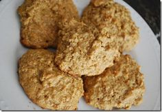Oatmeal Peanut Butter Protein Cookies