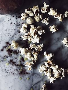 Popcorn seasoning recipes: 4 flavored popcorn recipes inspired to  Italian cuisine. Get this homemade popcorn seasoning and more healthy  Italian recipes on Gourmet Project, a Rome based Italian food blog.