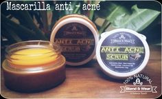 Mascarilla anti acné