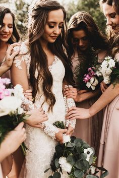 I love this! Praying for the bride✨
