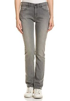 REPLAY Damen Jeans Hose Skinny Fit Mid Waist Stretch Komfort Elasthan