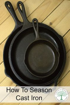 Cast iron pans can go from savory to sweet dishes with ease.  To get that…