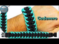 Paracord Tutorial, Paracord Bracelet Instructions, Paracord Bracelet Designs, Paracord Keychain, Paracord Projects, Bracelet Crafts, Paracord Bracelets, Bracelet Tutorial, Bracelets For Men