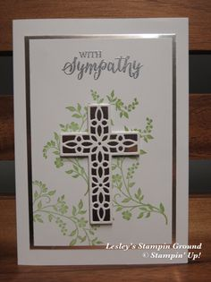 Lesley's Stampin Ground : Hold On To Hope Bundle