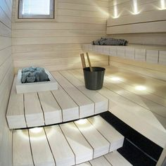 Bedford Hills, Finnish Sauna, Sauna Room, Saunas, Cottage Style, Sweet Home, Relax, Dining Table, Home And Garden