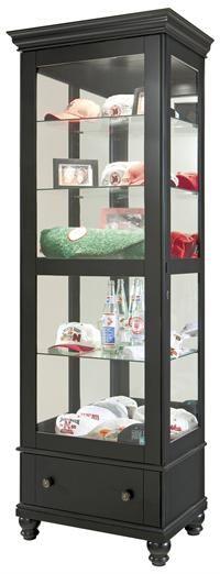 Dayton Curio Display Cabinet