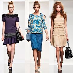 Simona Barbieri Twin Set vestiti collezione 2015
